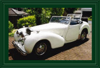 Triumph Roadster - Classic Car Repairs